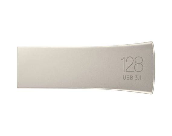 Samsung BAR Plus USB3.1 128 GB Champaigne Silver