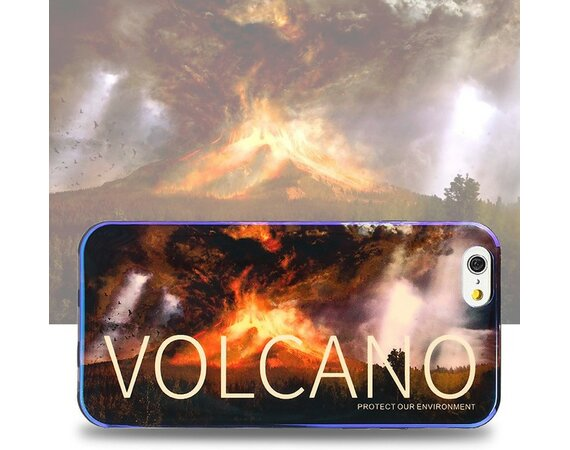 Remax Etui VOLCANO iPhone 6, na tył