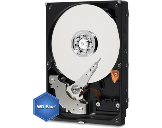 Western Digital HDD 1TB WD10EZRZ Blue 64MB SATAIII/600 5400rpm
