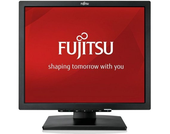Fujitsu Monitor 19 E19-7 LED IPS Black S26361-K1482-V161