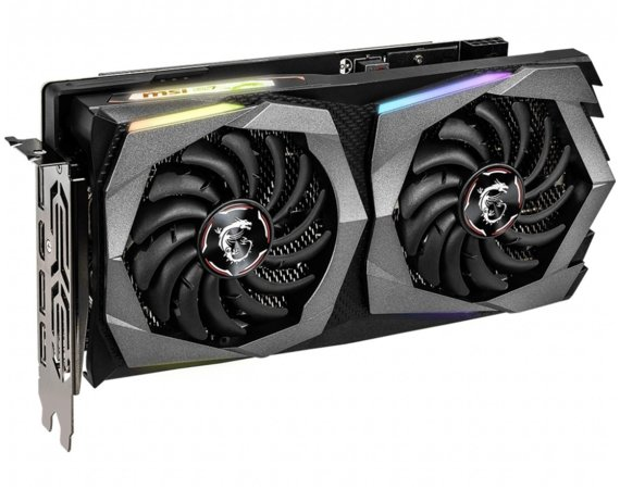 MSI Karta graficzna GeForce RTX 2060 GAMING Z 6GB GDDR6 192bit 3DP/HDMI