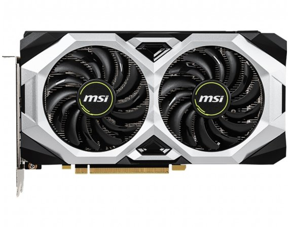 MSI Karta graficzna GeForce RTX 2060 SUPER VENTUS GP OC 8G