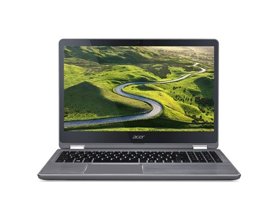 Acer Laptop Aspire R 15 R5-571TG-70TV REPAC WIN10H/i7-7500U/12GB/1T+128SSD/MX940/15.6 FHD