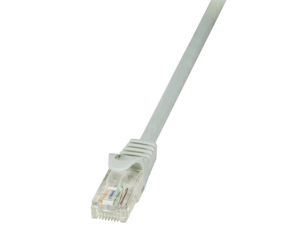 LogiLink Patch Cable CAT 5e UTP 3m, szary