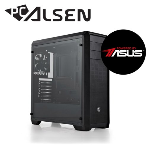 PC Alsen Silver Gamer by ASUS