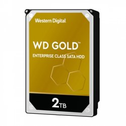 "Western Digital HDD Gold Enterprise 2TB 3,5"" 128MB SATAIII/7200rpm"