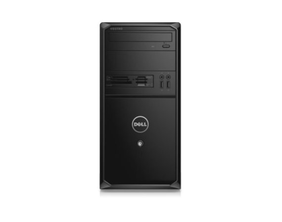 Dell Vostro 3900MT W78.1(64-bit Win8, nosnik) i5-4460/1TB/4GB/DVDRW/HD4400/KB212-B/MS111/3Y NBD