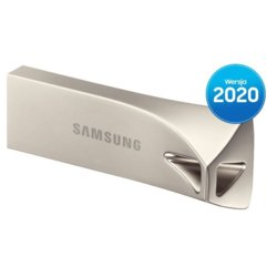 Samsung Pendrive BAR Plus USB3.1 32GB Champaign Silver