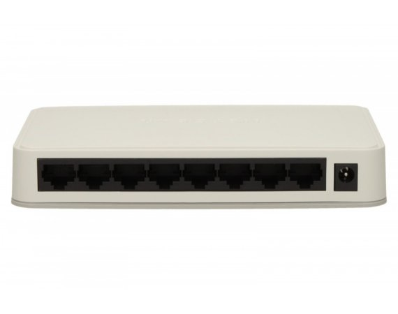 Netgear Switch Unmanaged 8xGE - GS208