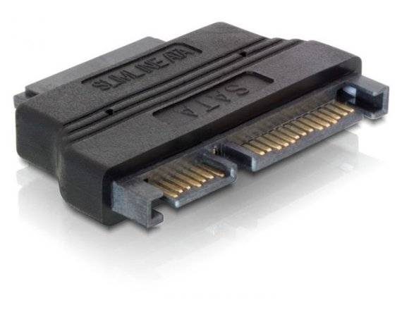 Delock Adapter SATA 22PIN->SATA 13PIN(F)