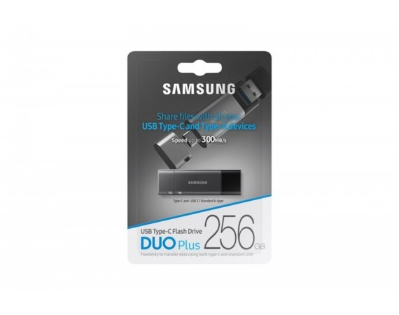 Samsung Pendrive DUO Plus 256GB USB-C / USB 3.1