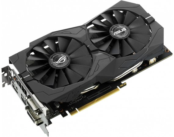 Asus GeForce GTX 1050 OC 2GB 128BIT DVI/HDMI/DP/HDCP