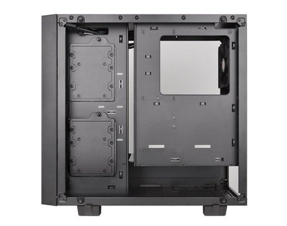 Thermaltake Core G21 Tempered Glass - Black