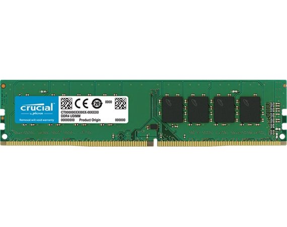 Crucial DDR4 16GB/2666 CL19 DR x8
