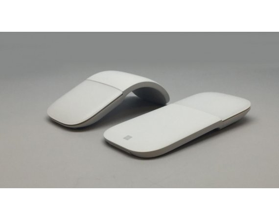 Microsoft Mysz Surface Arc Mouse Light Grey Commercial