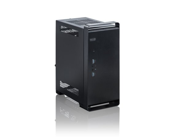 Chieftec Obudowa BT-06B-U3-OP mini ITX Tower czarna