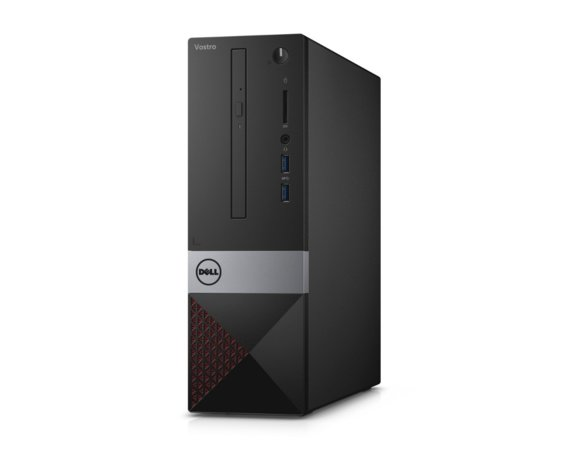 Dell Vostro 3268SFF Win10Pro i3-7100/1TB/4GB/Intel HD/MS116/KB216/3Y NBD