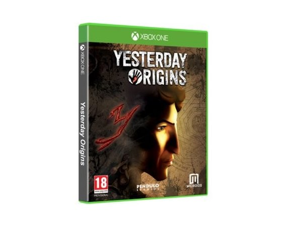 CD Projekt Gra Xbox One Yesterday Origins