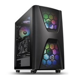 Thermaltake Obudowa Commander C34 Tempered Glass ARGB