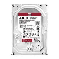 Western Digital HDD Red Pro 4TB 3,5'' 256MB SATAIII/7200rpm
