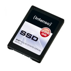 Intenso SSD Top 256GB 2,5'' Sata III 520/400MB/s 7mm