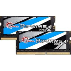 G.SKILL SO-DIMM DDR4 32GB (2x16GB) Ripjaws 2666MHz CL18 1,20V