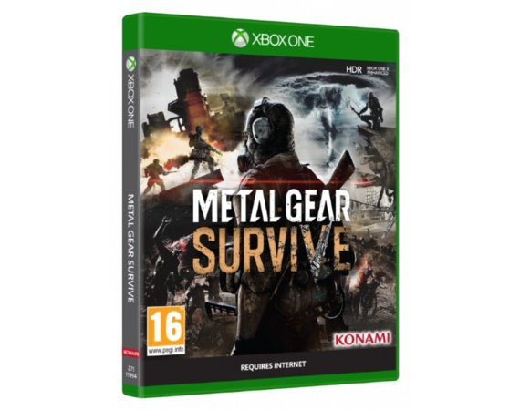 Techland Gra Xbox ONE Metal Gear Survive
