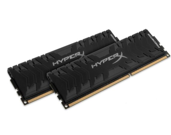 HyperX DDR4  Predator 8GB/3000(2*4GB) CL15 Black