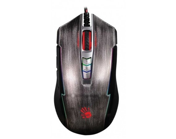A4 Tech Mysz BLOODY P93 (bullet grey)
