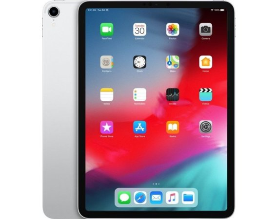 Apple iPad Pro 11 Wi-Fi 512 GB - Srebrny