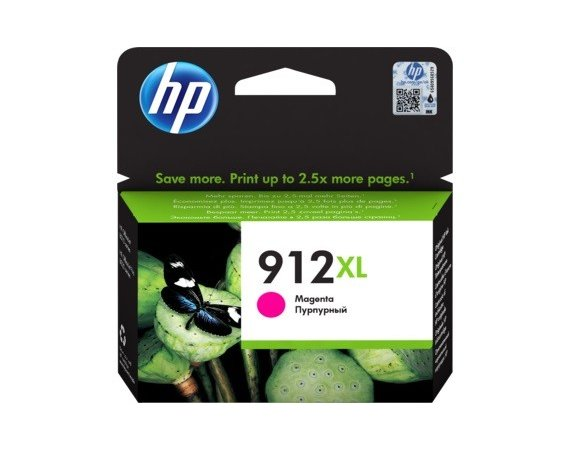 HP Inc. Tusz 912XL Magenta Ink 3YL82AE