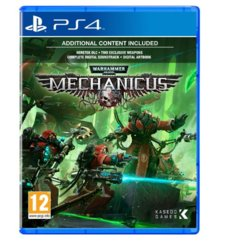 KOCH Gra PS4 Warhammer 40000 Mechanicus