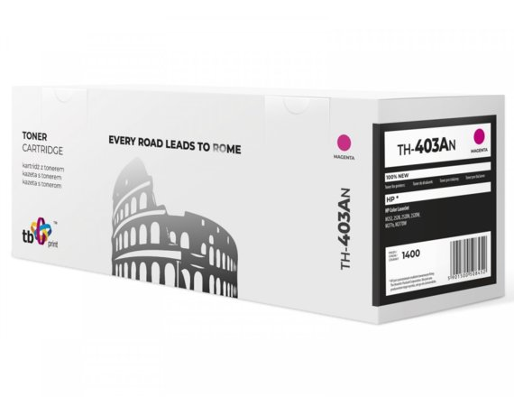 TB Print Toner do HP CLJ M252/ 277 MA TH-403AN 100%NOWY