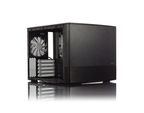 Fractal Design Node 804 Black FD-CA-NODE-804-BL-W
