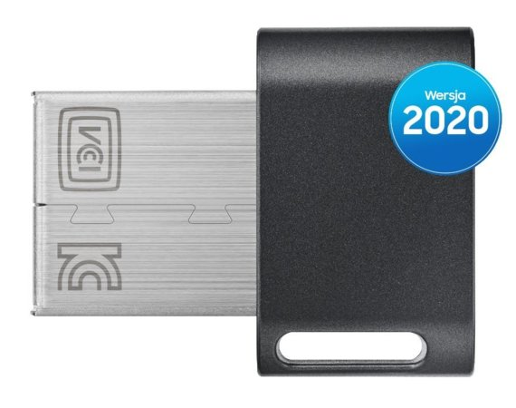 Samsung Pendrive FIT Plus USB3.1 256 GB Gray MUF-256AB/AP