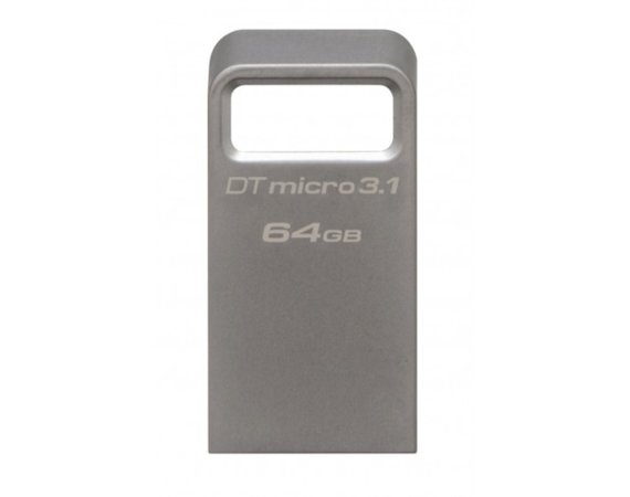 Kingston Pendrive Data Traveler Micro 3.1 64GB USB 3.1 Gen1
