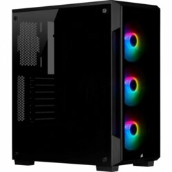 Corsair iCUE 220T RGB TG Mid Tower BLACK