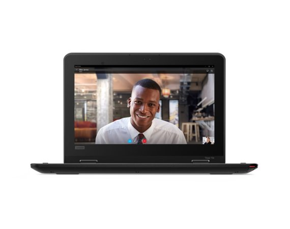 Lenovo Laptop 2 w 1 ThinkPad Yoga 11e 20LM0000PB W10Home N4100/4GB/128GB/11.6 HD TOUCH/1YRS CI