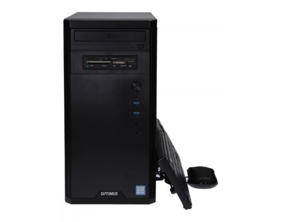 OPTIMUS Platinum MH310T i5-8400/8GB/1TB+120/W10Pro
