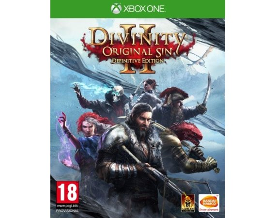 Cenega Gra Xbox One Divinity Original Sin 2 Definitive Edition