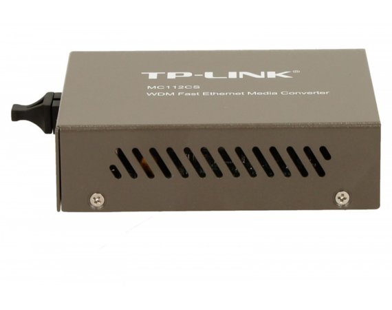 TP-LINK MC112CS media konwerter 10/100 WDM