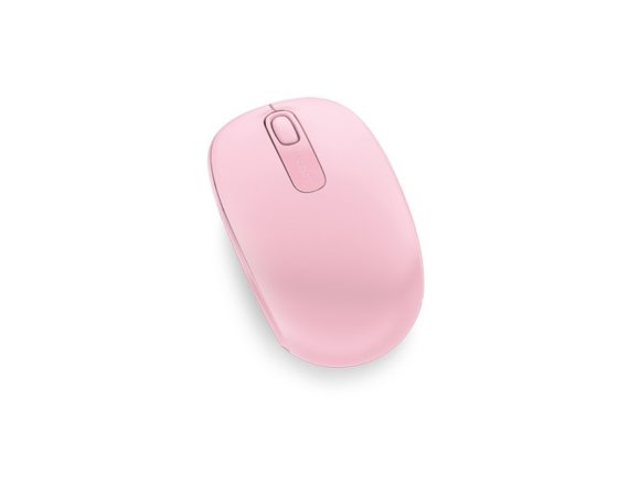 Microsoft Wireless Mobile Mouse 1850 Light Orchid U7Z-00023