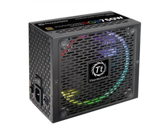 Thermaltake Zasilacz Toughpower Grand RGB Sync 750W Mod.(80+ Gold, 4xPEG, 140mm)