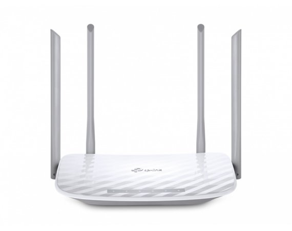 TP-LINK Router Archer C50 AC1200 DualBand 4LAN 1WAN