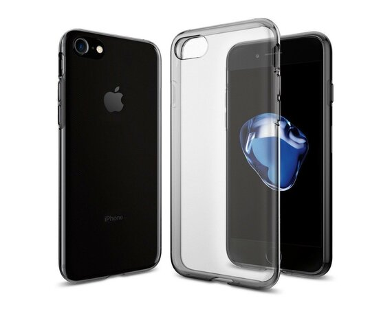 SPIGEN SGP  Liquid Crystal Space etui iPhone 7/8