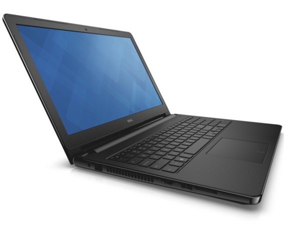 "Dell Inspiron I15-5555C_BK A8-7410/ 15.6"" Touchscreen/6GB/1TB/DVD/BT/Win 8.1, Black"