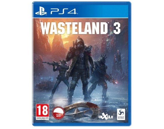 KOCH Gra PS4 Wasteland 3