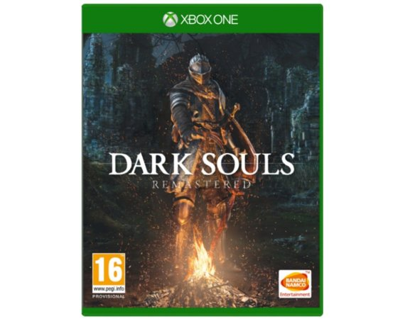Cenega Gra Xbox ONE Dark Souls Remastered