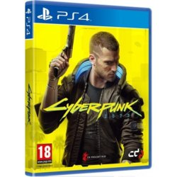 CD Projekt Gra PS4 Cyberpunk 2077