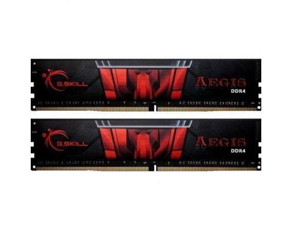 G.SKILL Pamięć do PC - DDR4 16GB (2x8GB) Aegis 3200MHz CL16 XMP2